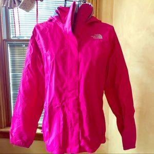 Girl's North Face Rain Jacket